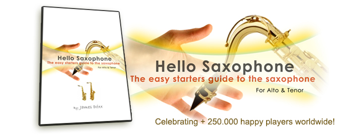 hello sax product overview