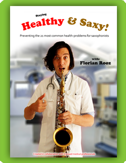 Healty and saxy