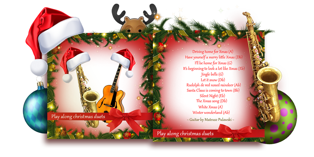 saxophone christmas play along songs rudolph clip art free printable rudolph clip art black