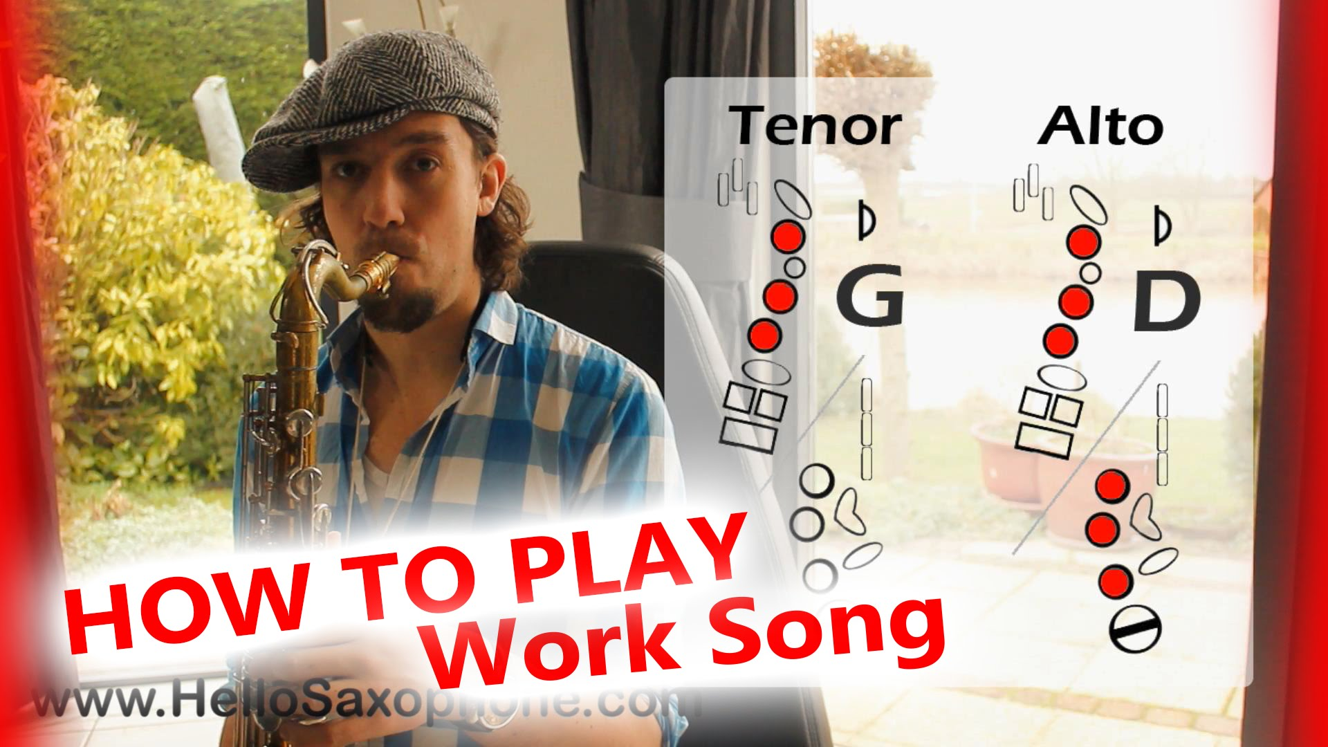 Hello Saxophone | Learn to play the saxophone 3 times faster!